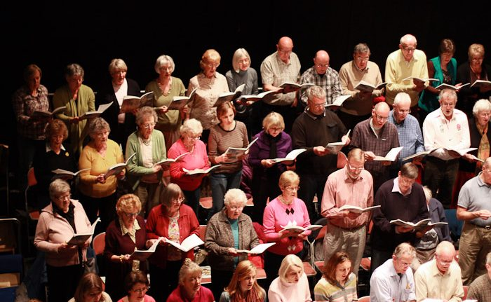 Join the choir for our next concert